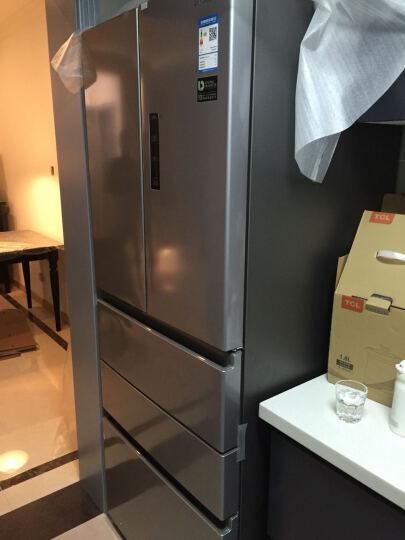 三星(SAMSUNG)冰箱 BCD-402DTISE1 450升多门冰箱家电无霜星河银 晒单图