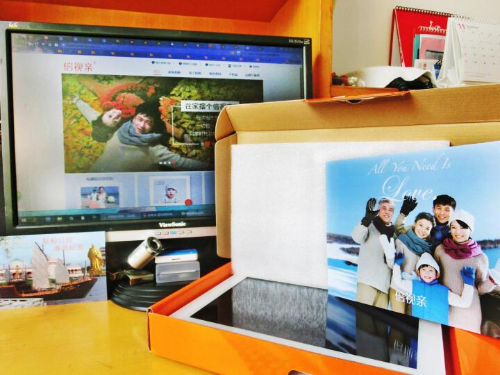 倍视亲 互联网超级相框 手机/电脑/微信无线互联 10.1英寸触摸屏高配7小时锂电16G内存 晒单图