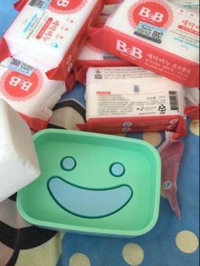 韩国保宁皂bb皂婴儿洗衣皂/婴幼内衣皂/宝宝肥皂/尿布皂 5块洋槐+5块甘菊香型 晒单图