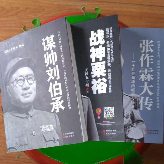 张作霖大传-一个乱世枭雄的崛起与陨落 晒单图