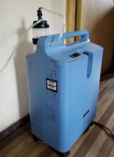 飞利浦(PHILIPS) 制氧机EverFlo 5L美国进口医用5升家用老人吸氧气机 单买血氧仪(非主机) 晒单图