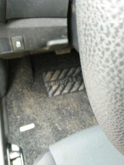 固特异(Goodyear)丝圈汽车脚垫 飞足系列 适用丰田致炫/雷凌/凯美瑞/卡罗拉/RAV4脚垫 厂家直发 黑色 晒单图