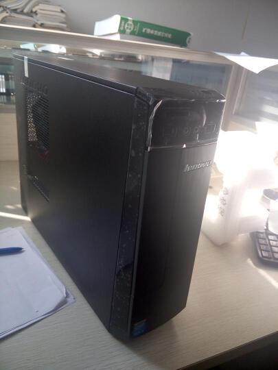 联想(Lenovo)H3060 台式办公电脑整机(I3-6100 4G 500G DVD 无线网卡 蓝牙 三年上门 Win10)20英寸 晒单图