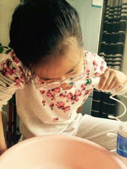 艾尔家用鼻腔冲洗器电动洗鼻器 鼻腔护理仪鼻腔清洗器成人儿童鼻炎 洗鼻盐剂 洗鼻壶 喷雾式 家用洗鼻器+2盒盐 晒单图