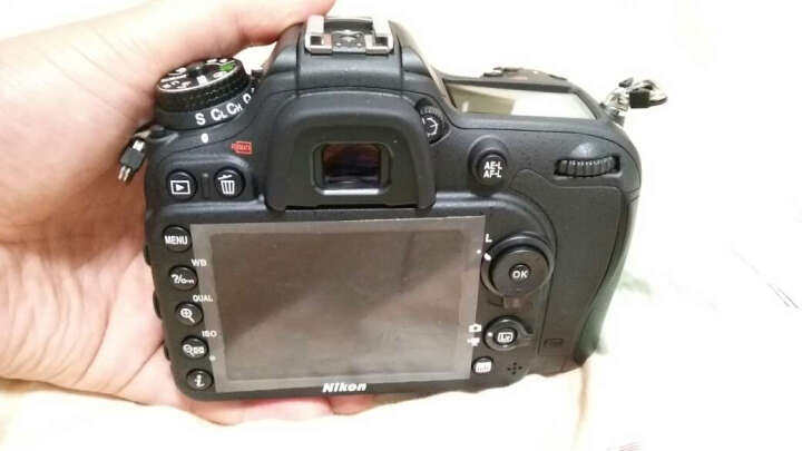 尼康 Nikon D7200单反数码照相机 套机(AF-S DX 18-105mm f/3.5-5.6G ED VR 防抖镜头) 晒单图