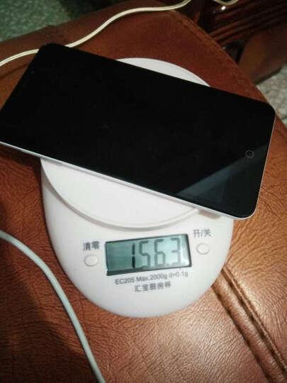 汇宝家用厨房电子秤 厨房秤家用厨房称迷你烘焙秤克秤0.1g精准烘焙电子称 粉色 晒单图