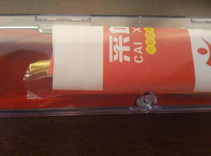 天霖 不锈钢采血笔血糖仪玻璃拔火罐拔罐器泻血笔采血针笔 黄玉弯板 54粒 晒单图