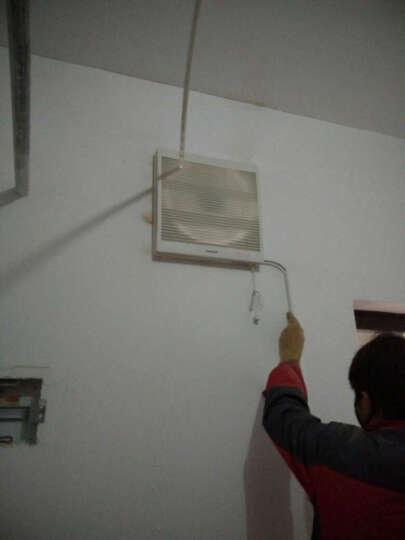 美的壁扇拉绳拆卸图解