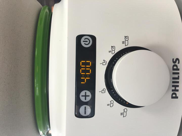 飞利浦(PHILIPS)电炖锅 汽锅醇汤煲多功能煲汤养生手工陶锅 HR2210/01 古法煲汤神器 晒单图
