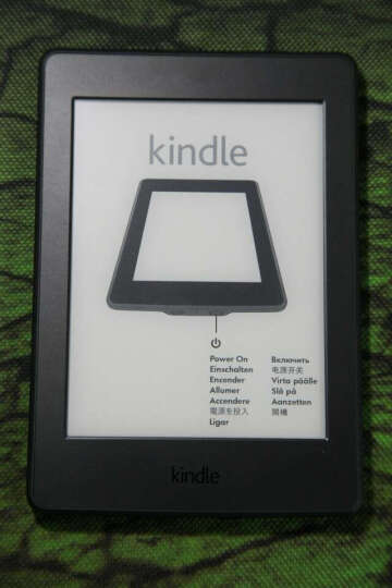 Kindle Paperwhite 电子书阅读器 黑色+纳图森【彩绘系列保护套+钢化膜+充电器】小王子限量版套装 晒单图