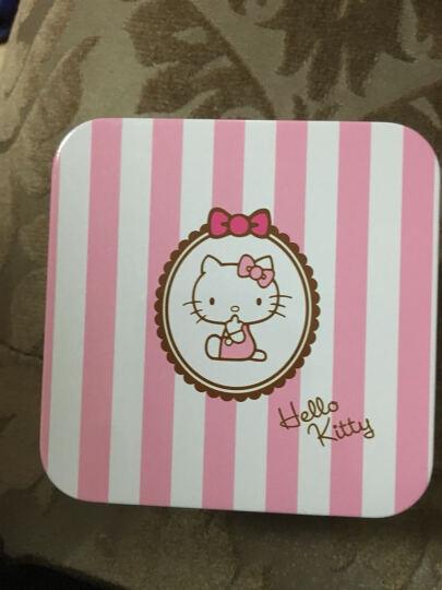 HELLO KITTY儿童手表 女孩卡通手表 凯蒂猫学生夜光指针手表女童石英表 06C玫红 晒单图