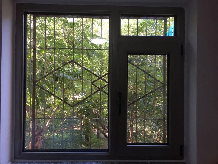 凤铝广东凤铝德国维盾忠旺断桥铝门窗 封阳台露台推拉窗成都上海北京同城安装窗户 80系列平开窗 晒单图