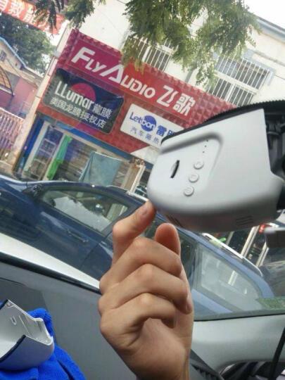 保速捷M5隐藏式行车记录仪高清夜视云电子狗测速APP网络远程监控一体机 宝马1系3系5系7系X1X3X4X5X6 mini 双镜头前后双录+免费安装+送16G卡 晒单图