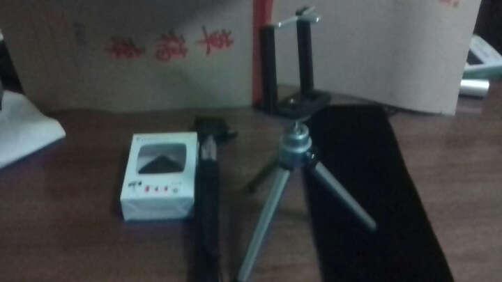 PZOZ 自拍杆手机神器自拍棒苹果iphone7/7Plus小米三星华为通用支架轻便携 碳纤款/红(送手机镜头) 晒单图