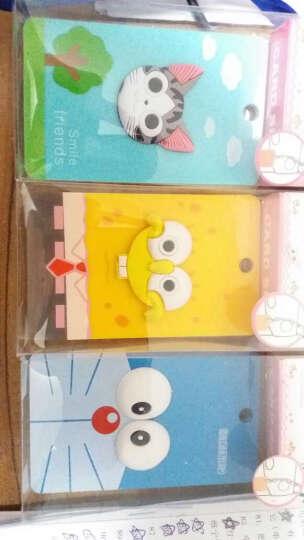 立体韩国可爱萌动物公交卡套 带钥匙扣学生卡套 卡通便携式公交卡套24种款 粉色木马 晒单图