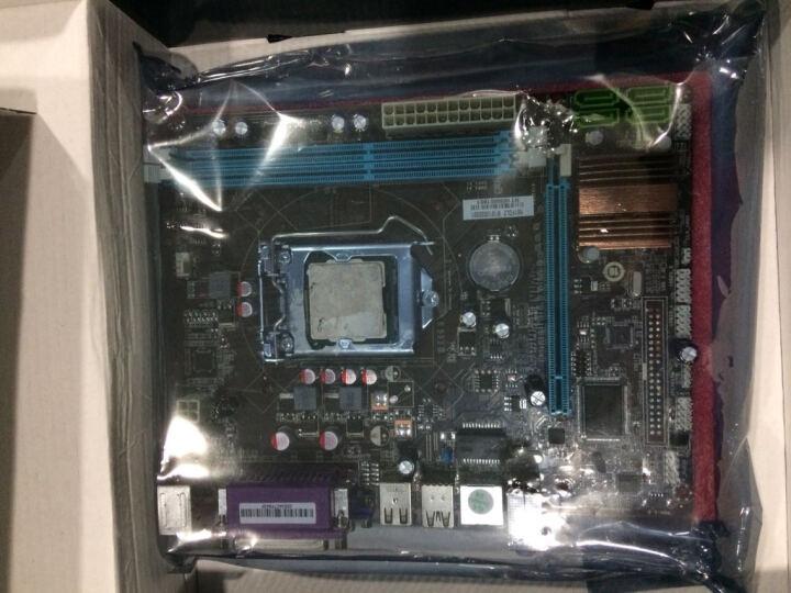 铭影MY-H61哈迪斯LGA1155 Inter系列台式机电脑游戏主板 MY-G31宙斯版D2 LGA775 晒单图
