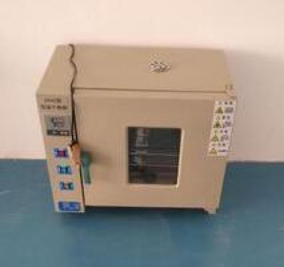 恒温箱烘箱工业鼓风干燥箱工业烤箱电热恒温真空实验室 101-2B不锈钢550*450*550 晒单图