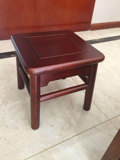 小凳子 实木仿古小方凳小孩凳子学习凳中式凳