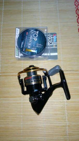 诺の克(NUOKE) BK系列 渔轮 鱼线轮 小型渔轮 绕线器 纺车轮 金属线杯渔轮 BK3500 晒单图