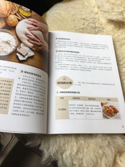 面包烘焙新食典 王森从零开始学烘焙随手查  初学烘培教程书籍 青岛出版社 MFN 晒单图