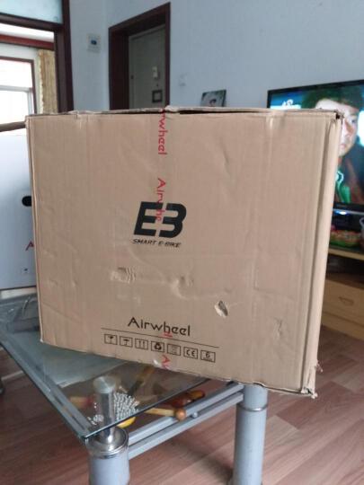 Airwheel 爱尔威E3背包电动车 男女性电动自行车滑板车折叠代步电瓶车电动摩托车 白色 晒单图