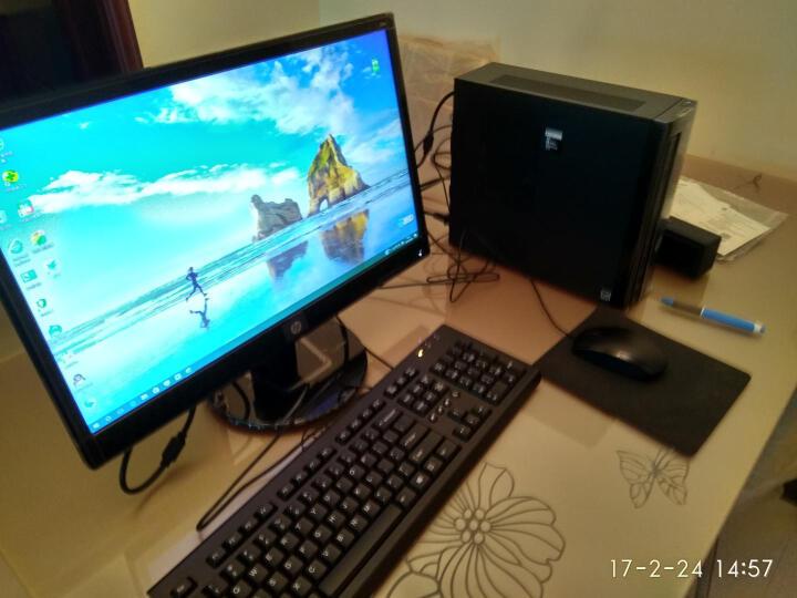 惠普(HP)小欧 260-p013cn 台式办公电脑主机(G3900T 4G 1T Win10 三年上门) 晒单图