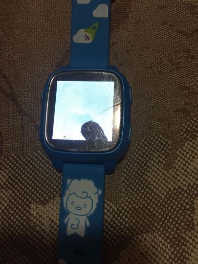 爱贝多 i8儿童电话手表定位小学生男孩女生儿童微信防水智能防丢手环手表手机 粉色 高配版  触屏版+升级防水+ 5重精准定位 晒单图
