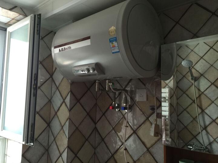 AO史密斯 8325+33B7+ET300J 60升欧式油烟机燃气灶电热水器套装 晒单图