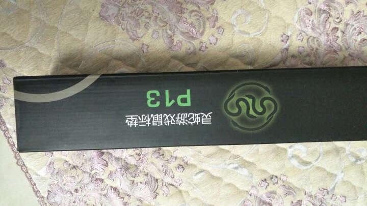 灵蛇 游戏鼠标垫超大号  加厚 精密包边 底部防滑 办公游戏皆宜 P13 晒单图