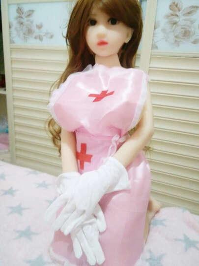 雅魅(YAMEI) 雅魅 全硅胶实体娃娃全身型阴臀倒模不必充气男用成人情趣性用品仿真人自慰器具 75cm全实体硅胶金属骨架芭比娃娃-任意姿势 晒单图