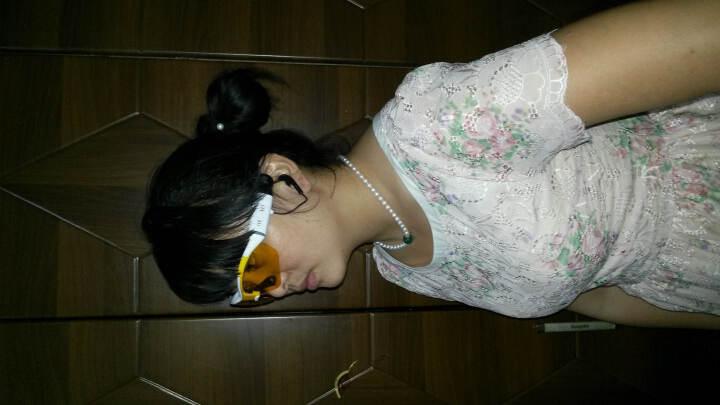 贝尔莎(Bertha)智能眼镜高科技mp3立体声耳机偏光墨镜蓝牙听歌太阳镜男女K001 白色+原装盒 晒单图