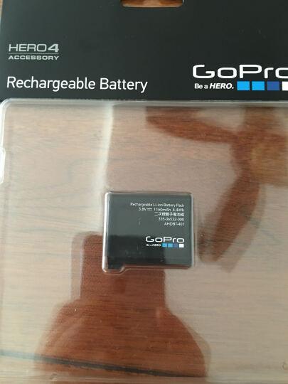 GoPro HERO4 运动摄像机配件充电电池 (适用于 HERO4) 晒单图