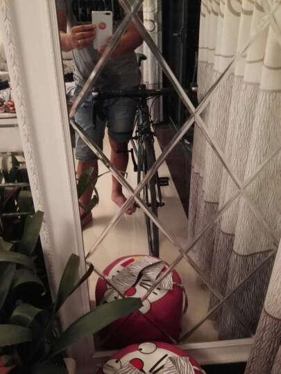 佳沃(JAVA) 佳沃JAVA公路自行车22变速公路车碳纤维前叉铝合金车架培林轮组赛车火FUOCO 钛绿 500 晒单图