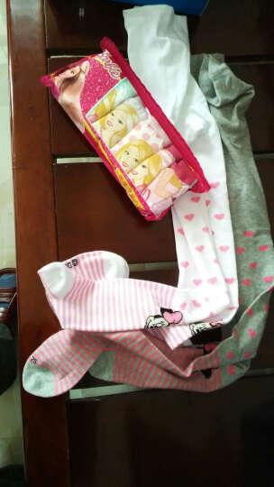 迪士尼儿童连裤袜 女童打底裤袜宝宝舞蹈袜子连体袜 G款 80037灰色 130适合125-135cm 晒单图