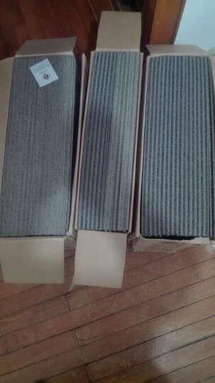 炫艺商用工程地毯写字楼办公室客厅卧室满铺地毯拼接方块纯色酒店宾馆北京可上门铺装 BA1-06 50CM*50CM PVC底 晒单图