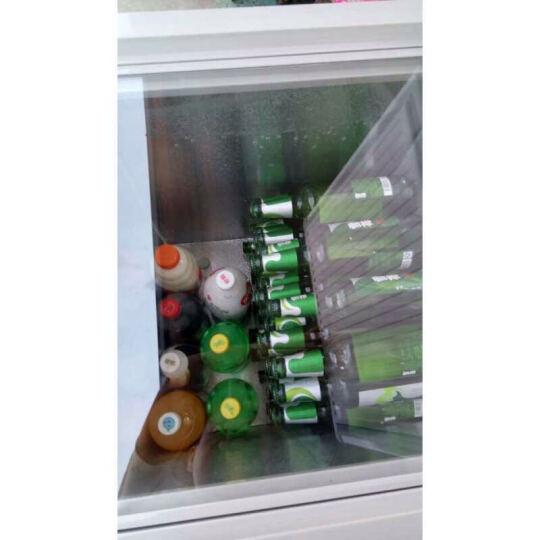 志高 CHIGO  冷藏冷冻单温冷柜家用卧式商用冰柜 冰吧 折扣特惠价 置物篮 晒单图