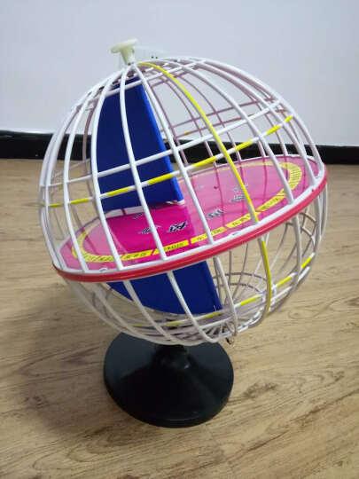 【少彩科教】经纬度模型 经纬仪 地球模型 教学仪器 地理教具 实验器材 晒单图