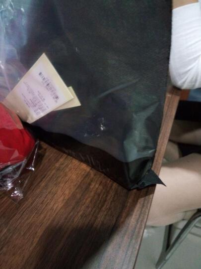 韩舒依 吊带背心女夏无袖背心纯棉工字打底衫2018新款 B4001 吊带黑色 XXL 晒单图