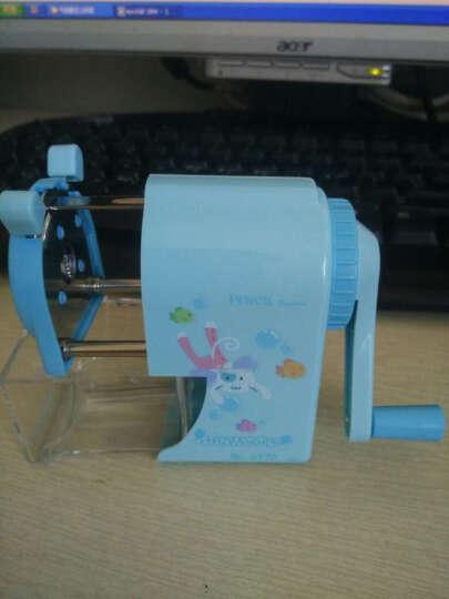 三木(SUNWOOD) 5013 数码相机削铅笔机/削笔机/削笔器/卷笔刀 电话机 5015 晒单图