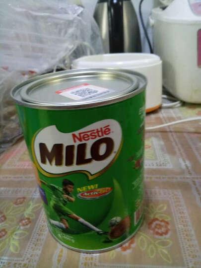 美禄Milo巧克力粉铁罐装400g*2罐美禄可可粉烘焙粉蛋糕粉冷热冲饮进口巧克力粉 400g*2 晒单图