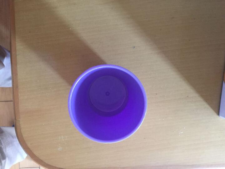 馨颜 创意牙刷架 洗漱杯漱口杯健康刷牙架带洗漱杯 情侣2只装颜色随机 晒单图