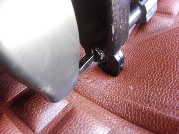 博士顿 北汽威旺M20 M30脚垫风光330 360脚垫风行S500全包围汽车脚垫 温馨米 东方风光360全车+后仓轮毂版 晒单图