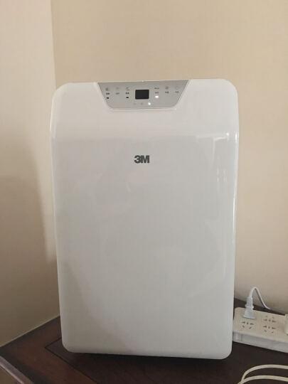 3M空气净化器KJ2025-SL 空气净化器 家用 卧室 除雾霾pm2.5 太空灰 晒单图