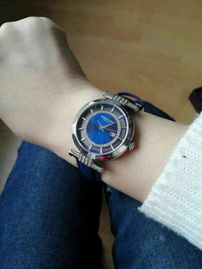 凯尼斯柯尔(KENNETH COLE) 手表 时尚透视水钻时装女表 防水石英表 KC15005012 晒单图
