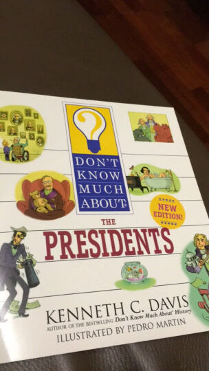 Don't Know Much About the Presidents (Revised Edition)[你不知道的美国总统] 晒单图