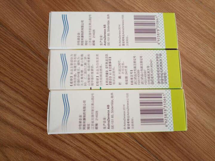 雷诺考特 布地奈德鼻喷雾剂120喷/支 季节性过敏性鼻炎 3盒装 晒单图