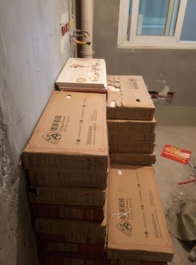 雄派陶瓷  卫生间瓷砖 防水厨卫砖 厨房瓷片 佛山家装建材 墙砖 XQ6052D 小地砖 300*300小地砖 晒单图