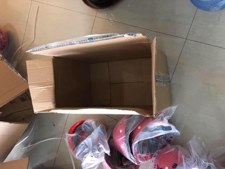星工(XINGGONG) 安全帽 玻璃钢安全帽工程防砸抗冲击安全帽工地电力安全帽免费印字 红色 按键调节 晒单图