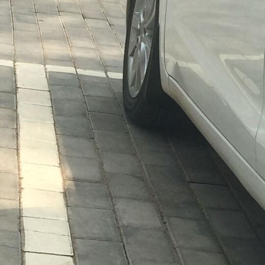 千里行 适用东风悦达起亚汽车挡泥板 改装件带车标原装软胶挡泥皮 新款千里马 晒单图