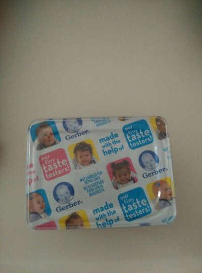 美国原装 嘉宝Gerber 4个月以上 婴儿辅食 宝宝零食  果泥 蔬菜泥 果汁泥 西梅泥5组 晒单图